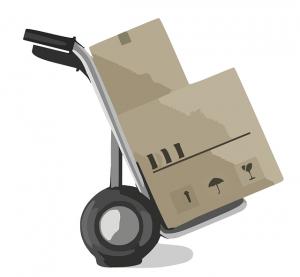 Steekwagen Groninger Bezorgservice